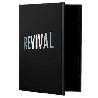 Revival Logo Cover For iPad Air