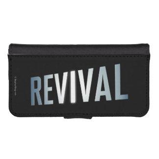 Revival Logo iPhone SE/5/5s Wallet