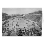 Revival of the Olympic Games in Athens Card