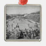 Revival of the Olympic Games in Athens Metal Ornament