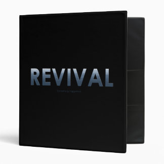 Revival - Something Happened Binder