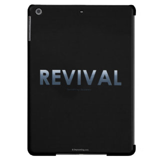Revival - Something Happened iPad Air Covers