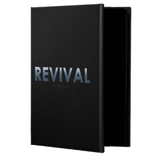 Revival - Something Happened iPad Air Cover