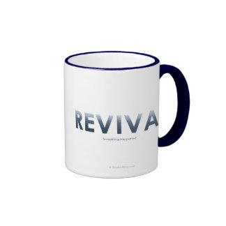 Revival - Something Happened Ringer Coffee Mug
