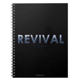 Revival - Something Happened Notebooks