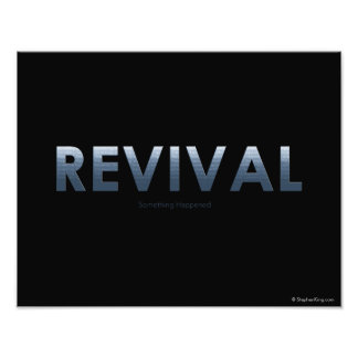 Revival - Something Happened Photo Print