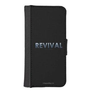 Revival - Something Happened Phone Wallets