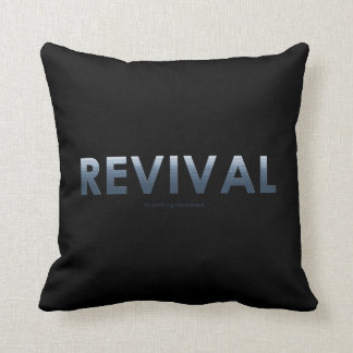 Revival - Something Happened Throw Pillow