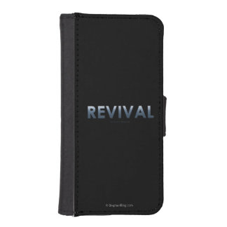 Revival - Something Happened Wallet Phone Case For iPhone SE/5/5s