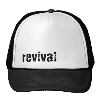 revival trucker hat