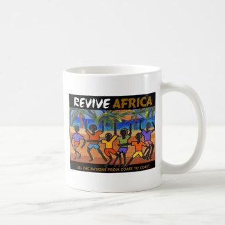 Revive Africa Classic White Coffee Mug