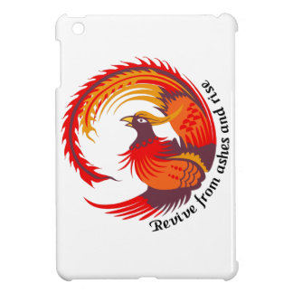 REVIVE FROM ASHES AND RISE iPad MINI CASES