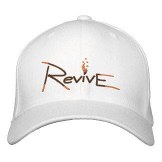 Revive Hat Embroidered Baseball Cap