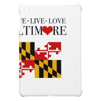 Revive Live Love Baltimore Cover For The iPad Mini