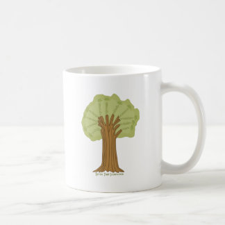 Revive Your Senses - Grow Your Mind Classic White Coffee Mug