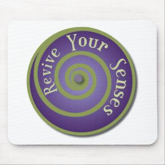 Revive Your Senses Mouse Pad