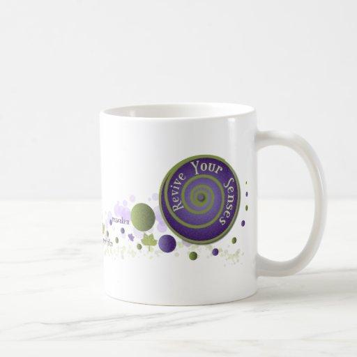 Revive Your Senses Coffee Mug