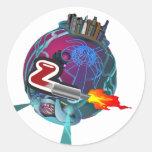 Revnjenz Planet Sticker