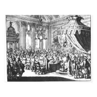 Revocation of the Edict of Nantes Postcard