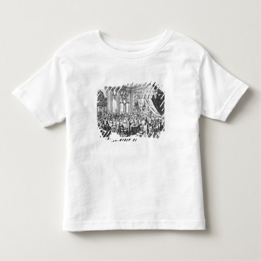 Revocation of the Edict of Nantes Toddler T-shirt
