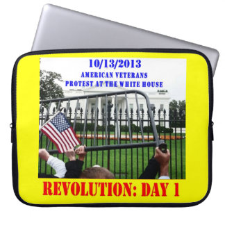 REVOLITION: DAY 1 COMPUTER SLEEVE
