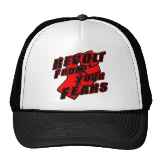 Revolt From Fears Hats