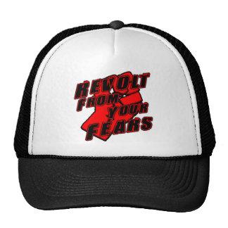 Revolt From Fears Trucker Hat