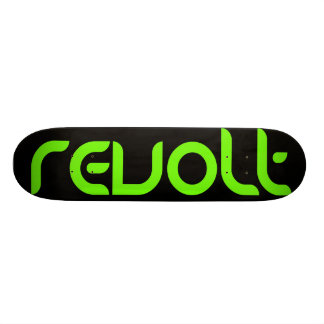 Revolt Future Skateboard Decks