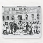 Revolt in Vienna Mouse Pad