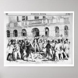 Revolt in Vienna Poster