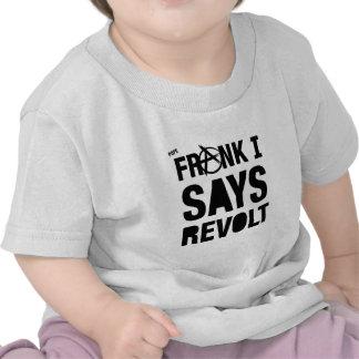REVOLT jpg Camiseta