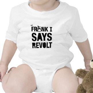 REVOLT jpg Camisetas