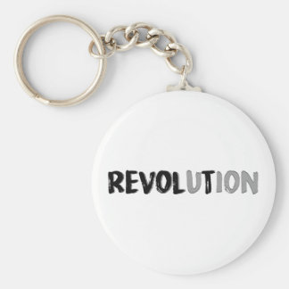 Revolt Keychain