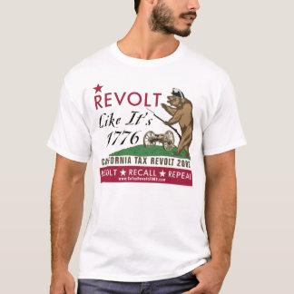 Revolt Like 1776 - Recall Benedict Arnold T-Shirt