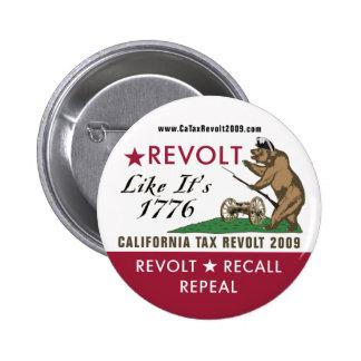 Revolt Like It's 1776 Button