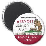 Revolt Like It's 1776 Magnet