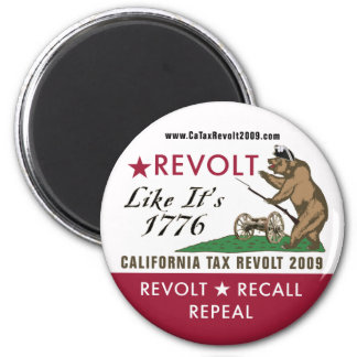 Revolt Like It's 1776 Magnet