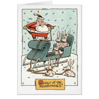 Revolt of The Reinbunnies! Card