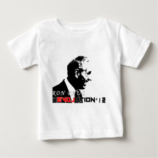 Revolución '12.png de Ron Paul Playera De Bebé
