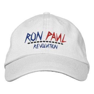 Revolución 2012 de Ron Paul Gorra De Béisbol