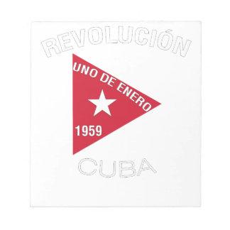 Revolución Bloc De Notas