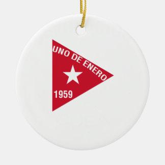 Revolución Ceramic Ornament