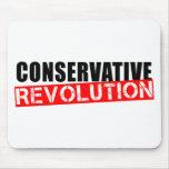Revolución conservadora tapetes de ratones