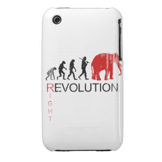 REVOLUCIÓN CORRECTA Faded.png Case-Mate iPhone 3 Fundas