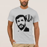 Revolucion de Ahmadinejad Playera
