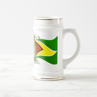 Revolución de Guyana Kofi 1763 Jarra De Cerveza