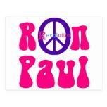 Revolución de la paz de Ron Paul Postal