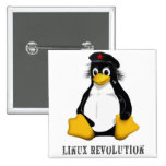 Revolución de Linux Pin