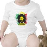 Revolución de Rastafarian Camiseta