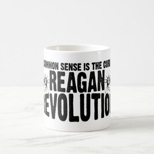Revolución de Reagan Taza